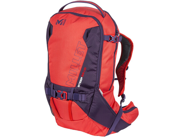 Millet W's Steep 22 Backpack Poppy Red/Black Berry